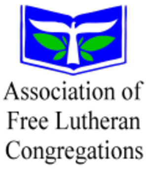Association of Free Lutheran Congregations - Image: Association of Free Lutheran Congregations (logo)