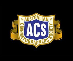 Australian Cinematographers Society - Image: Australian Cinematographers Society