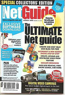 The final issue of Australian NetGuide in 2009