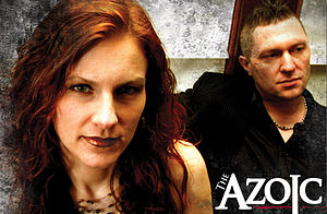 The Azoic - Kristy and Andreas of The Azoic