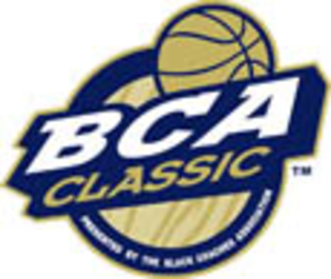 Black Coaches & Administrators - Image: BC Aclassic
