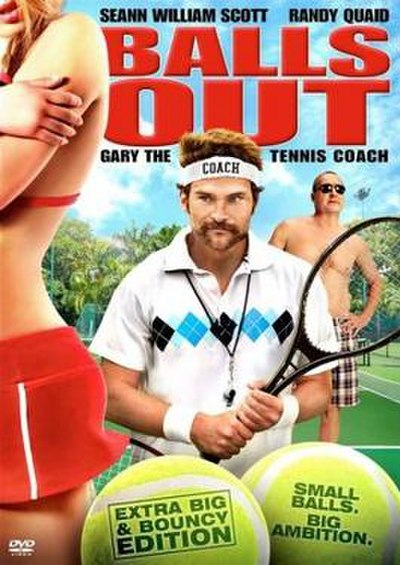 Picture of a movie: Balls Out: Gary The Tennis Coach