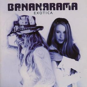 Exotica (Bananarama album) - Image: Banana exotica