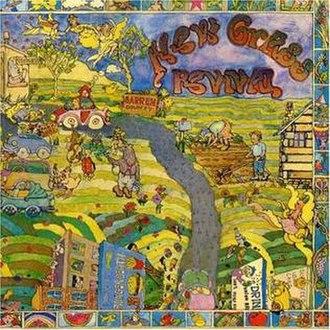 Barren County (album) - Image: Barrenngr