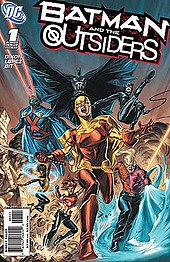 Outsiders Comics Wikipedia