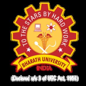 Bharath University - Image: Bharath University Logo