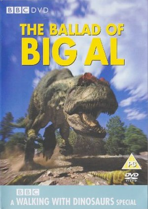 The Ballad of Big Al - Image: Big al wwd
