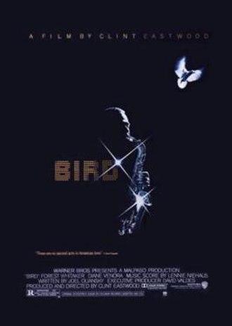Bird (1988 film) - film poster by Bill Gold