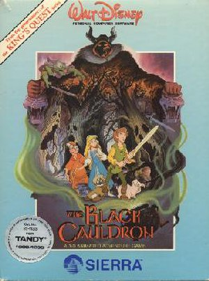 The Black Cauldron (film) - Image: Blackcauldron 9