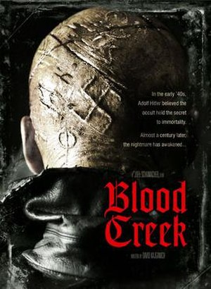 Blood Creek - Theatrical release poster
