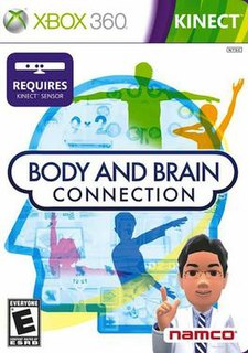 <i>Body and Brain Connection</i> video game