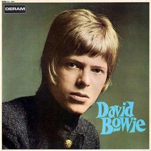 David Bowie (1967 album) - Image: Bowie davidbowie