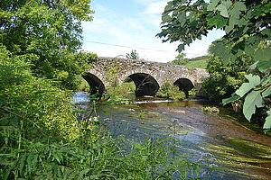 Ballylaneen - Bridge over the River Mahon near Ballylaneen