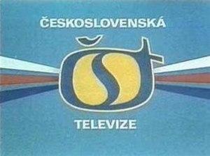 Czechoslovak Television - Image: CST Logo