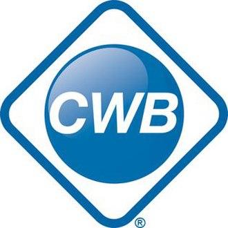 Canadian Welding Bureau - Image: CWB Group logo