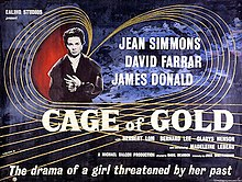 Cage of Gold UK original poster.jpg