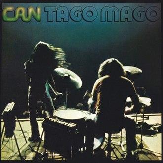 Tago Mago - Image: Can Tago Mago 40th anniversary