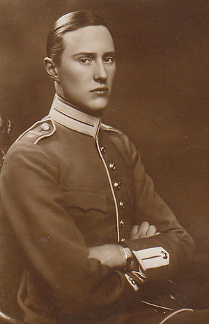 Prince Carl Bernadotte - Prince Carl in the 1930s