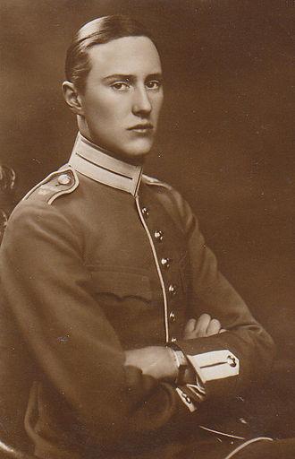 Prince Bernadotte - Image: Carlprinceofsweden