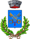 Coat of arms of Castelfranco di Sotto