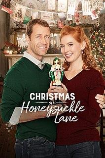 <i>Christmas on Honeysuckle Lane</i>