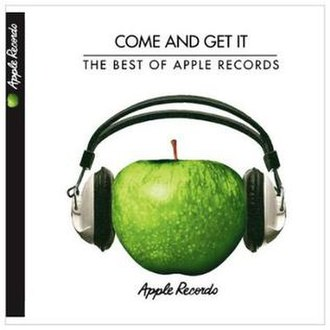Come and Get It: The Best of Apple Records - Image: Come and get it cover
