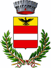 Coat of arms of Corana
