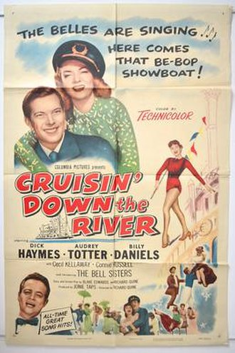 Cruisin' Down the River - Theatrical release poster