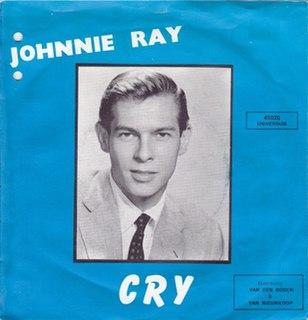 Cry (Churchill Kohlman song)