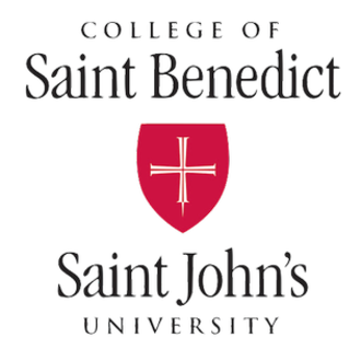 College of Saint Benedict and Saint John's University - Image: Csbsju logo