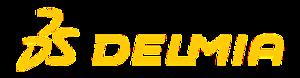 DELMIA - Image: DELMIA Logo Yellow