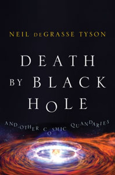 Picture of a book: Death By Black Hole