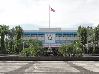 Department of Science and Technology (Philippines) - Image: Deptartment Of Science And Technology (Dost) Main Bldg. Front (Gen. Santos Ave., Bicutan, Taguig; 2015 07 02)