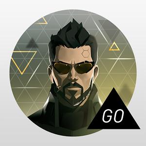Deus Ex Go - Image: Deus ex go logo
