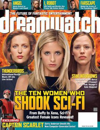 Dreamwatch - The 119th issue of Dreamwatch