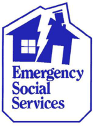 Emergency Social Services - Image: ESS Blue