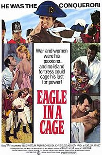<i>Eagle in a Cage</i> 1972 film by Fielder Cook