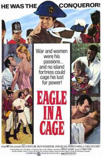 Eagle in a Cage - Image: Eagle in a Cage Film Poster