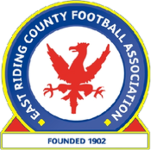 East Riding County Football Association - Image: East Riding County Logo FA