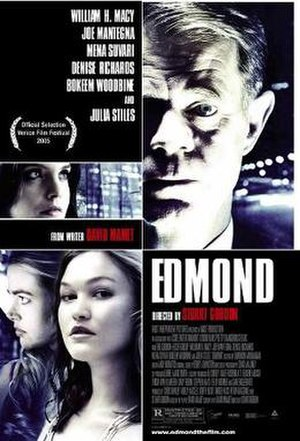 Edmond (film) - Promotional poster
