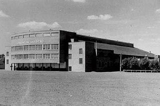 Edmonton Gardens Indoor hockey arena built in Edmonton, Alberta, Canada