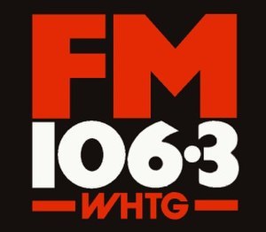 WKMK - WHTG FM106.3 logo
