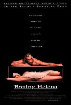 Boxing Helena - Theatrical release poster