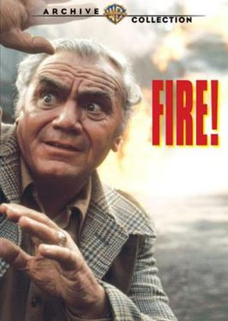 Fire! (1977 film) - Image: Fire! Film Poster