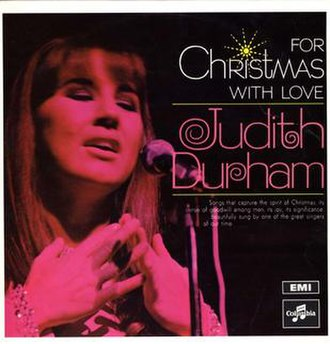 For Christmas with Love - Image: For Christmas With Love LP by Judith Durham