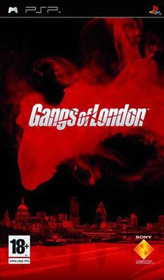Gangs of London (video game) - Image: Gangs of London