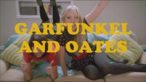 Garfunkel and Oates (TV series) - Image: Garfunkel & Oates intertitle
