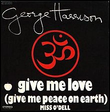 Give Me Love (Give Me Peace on Earth) (George Harrison single - cover art).jpg
