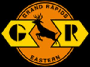 Grand Rapids Eastern Railroad - Image: Grand Rapids Eastern Railroad logo