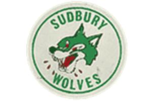 Sudbury Wolves - Image: Green wolves logo